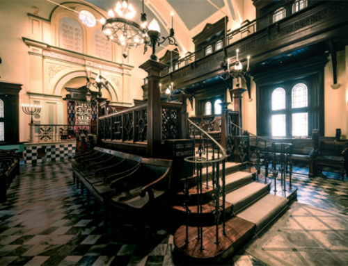 Hong Kong's oldest religious buildings – Ohel Leah Synagogue