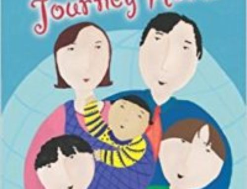 Book Review: Rebecca's Journey Home