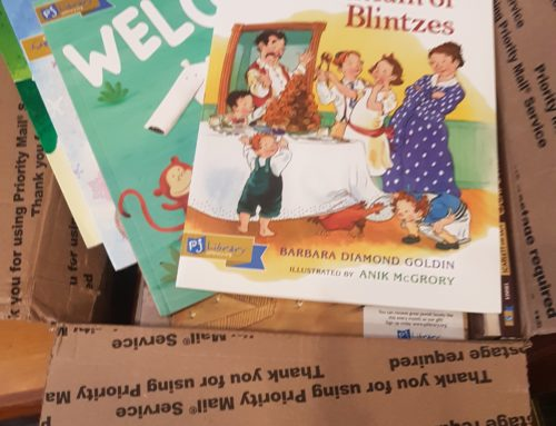 Great News: Quality Jewish Books Coming to Hong Kong