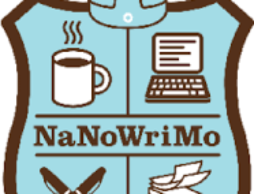 The World Needs My Novel (NaNoWriMo)