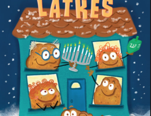 Book Review: Meet the Latkes