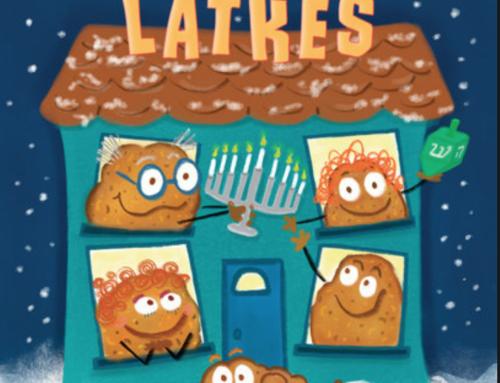 Book Review: Meet the Latkes